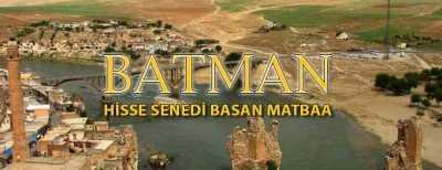 Batman hisse senedi basimi - Batman Hisse Senedi Basan Matbaa Hisse Senedi Basımı