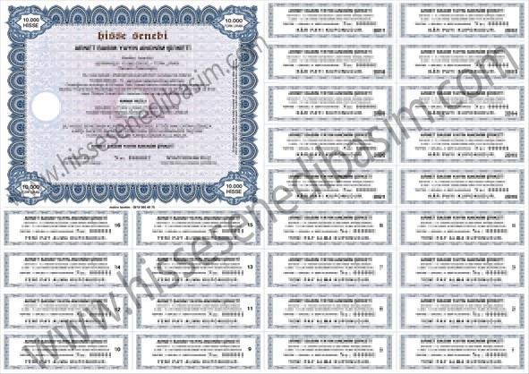 2014112211550981 - Pay Senedi Basımı