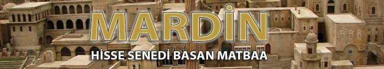 mardin pay senedi e1607079943498 - Mardin Hisse Senesi Basan Matbaa Mardin Hisse Senedi Basımı